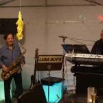 Luna Boys Live Musik in Walldorf Restaurant Kikis Tante Ju