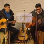 Luz y Sombra latainamerikanische Musik im Restaurant Walldorf Kikis Tante Ju