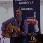Jörg Schreiner 01.04.2017 in Walldorf Restaurant Kikis Tante Ju