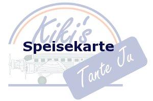 Restaurant Walldorf Speisekarte Kiki's Tante Ju